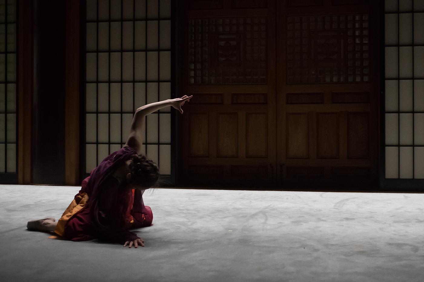 Mao's Contemporary Danece Room 主催 麻布明善寺 自主公演