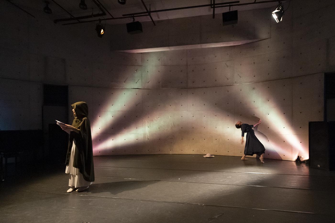 Mao's Contemporary Danece Room 主催 half moon hall 自主公演
