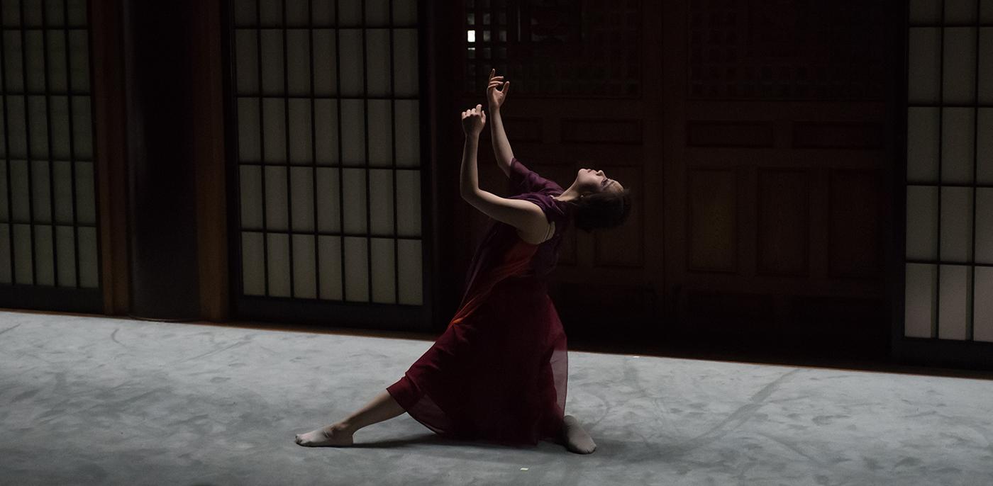 Mao's Contemporary Dance Room